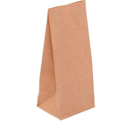 Papiertasche Bodenbeutel mit druck