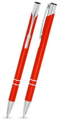 CS-05 Kugelschreiber. Orange - matt.