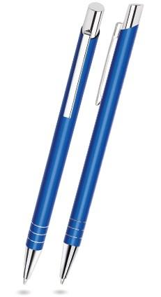 FIT-10A Kugelschreiber Touch Pen FIT. Blau (matt).