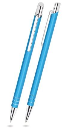 FIT-14 Kugelschreiber Touch Pen FIT. Türkies matt
