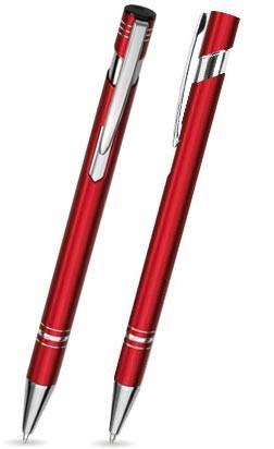 G-06 Kugelschreiber. Rot - matt.