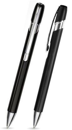 GE-01 Kugelschreiber. Schwarz - Lack.