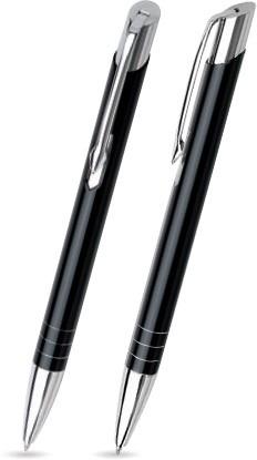 M-01 Kugelschreiber. Schwarz - Lack.