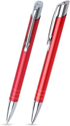 M-06 Kugelschreiber. Rot - matt.
