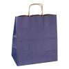 Papiertasche mit Papierkordel EKO PLUS dunkelblau
