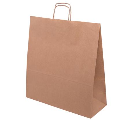 Papiertasche mit Papierkordel